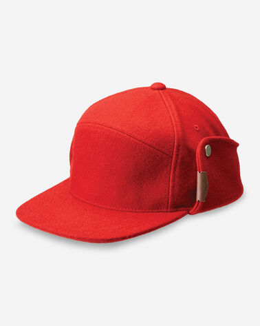 TIMBERLINE CAP IN RED