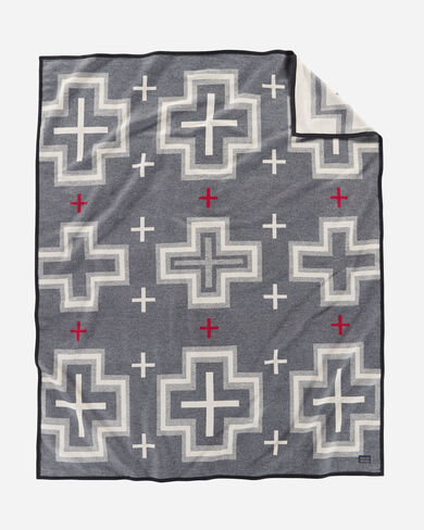 SAN MIGUEL BLANKET, GREY, large
