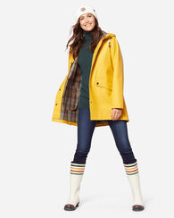 PENDLETON SIGNATURE WINSLOW RAIN SLICKER, YELLOW, large
