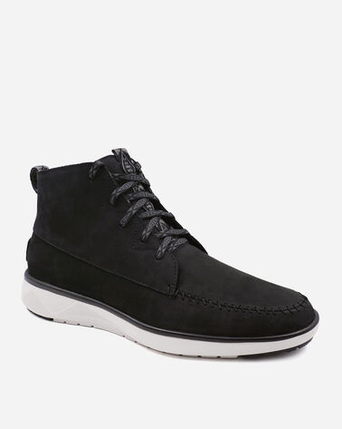 ALTERNATE VIEW OF MEN'S NUEVO POINT SNEAKER BOOTS IN BLACK