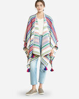 PALOMA STRIPE WRAP IN BRIGHT STRIPE