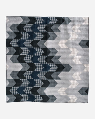 TALISE RIVER PIECED QUILT SET