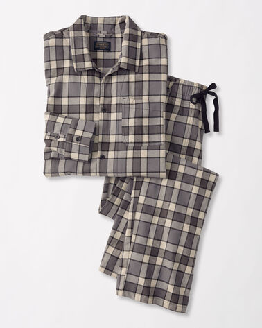 COTTON FLANNEL PAJAMA SET