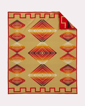 SPIRIT GUIDE HERITAGE BLANKET