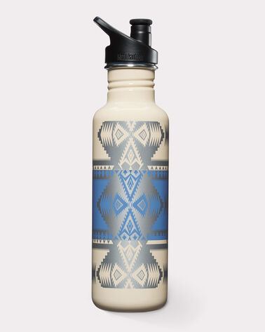 SILVER BARK WATER BOTTLE, GREY, large