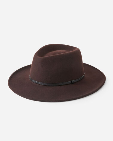 EMILY HAT IN BROWN