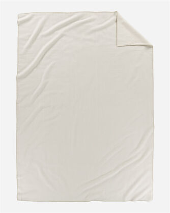 ADDITIONAL VIEW OF ECO-WISE WOOL SOLID BLANKET IN WHITE