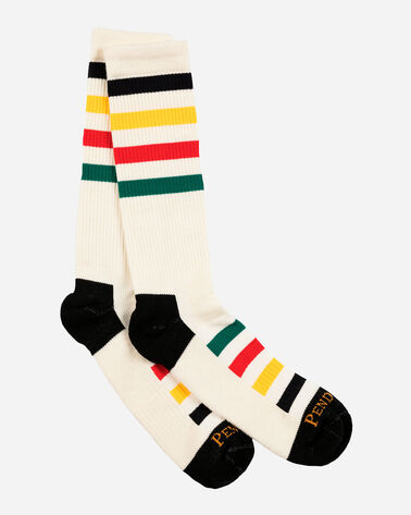 NATIONAL PARK ADVENTURE SOCKS IN GLACIER