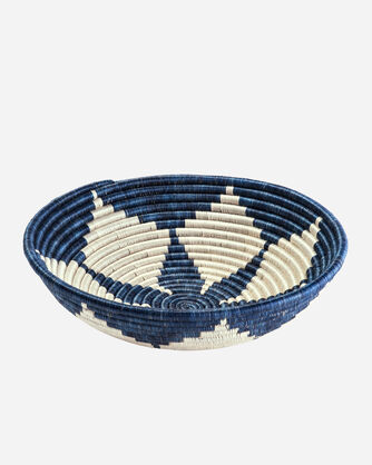 LARGE HOPE BASKET, BLUE NIGHT, large