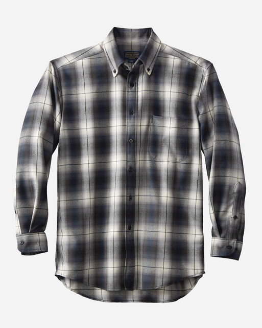 ZEPHYR WOOL SHIRT