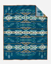 STAR WATCHERS BLANKET IN BLUE