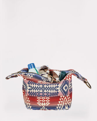CANYONLANDS CANVAS COSMETIC CASE