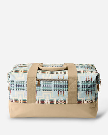 ALTERNATE VIEW OF HARDING CANOPY CANVAS WEEKENDER IN AQUA