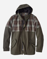 PENDLETON SIGNATURE CARVER HOODED COAT