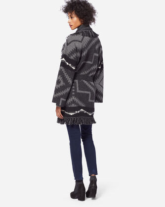 SKAMANIA SWEATER COAT
