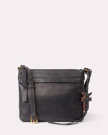 CARSON CROSSBODY BAG, BLACK, large