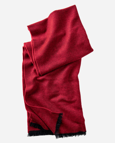 EXTRAFINE MERINO OVERSIZED WOOL WRAP