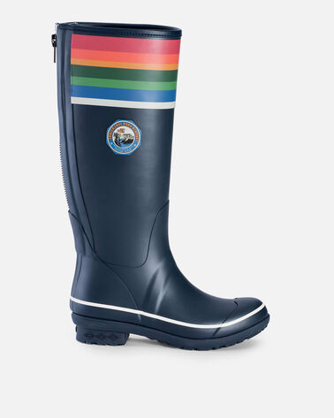 NATIONAL PARK TALL RAIN BOOTS IN CRATER LAKE BLUE