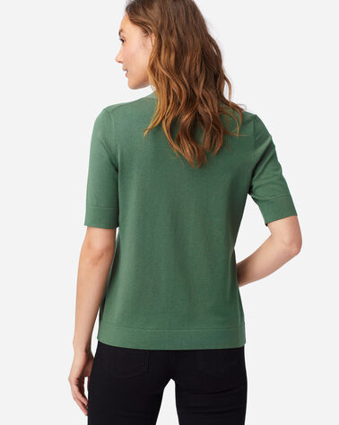 ALTERNATE VIEW OF WOMEN'S COLBY SUIT SWEATER IN GARDEN GREEN