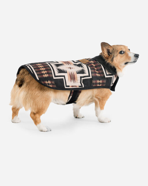 HARDING DOG COAT IN SIZE MEDIUM