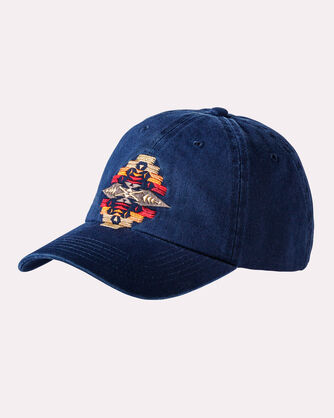 JACQUARD EMBROIDERED CAP