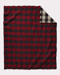 ROB ROY REVERSIBLE DOUBLE WEAVE THROW, , large
