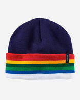 NATIONAL PARK STRIPE BEANIE IN CRATER LAKE NAVY