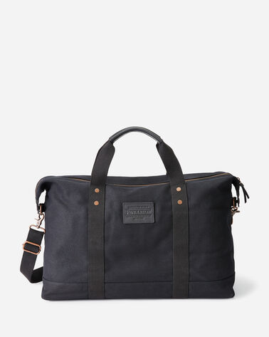 ADDITIONAL VIEW OF HARDING WEEKENDER BAG IN ARMY