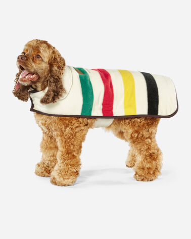 MEDIUM NATIONAL PARK DOG COAT IN GLACIER PARK