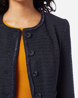 ADDITIONAL VIEW OF WOMEN'S CLEO JACKET IN MIDNIGHT NAVY