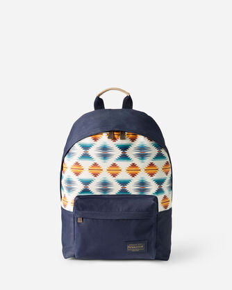 FALCON COVE CANOPY CANVAS BACKPACK IN OLIVE GREEN