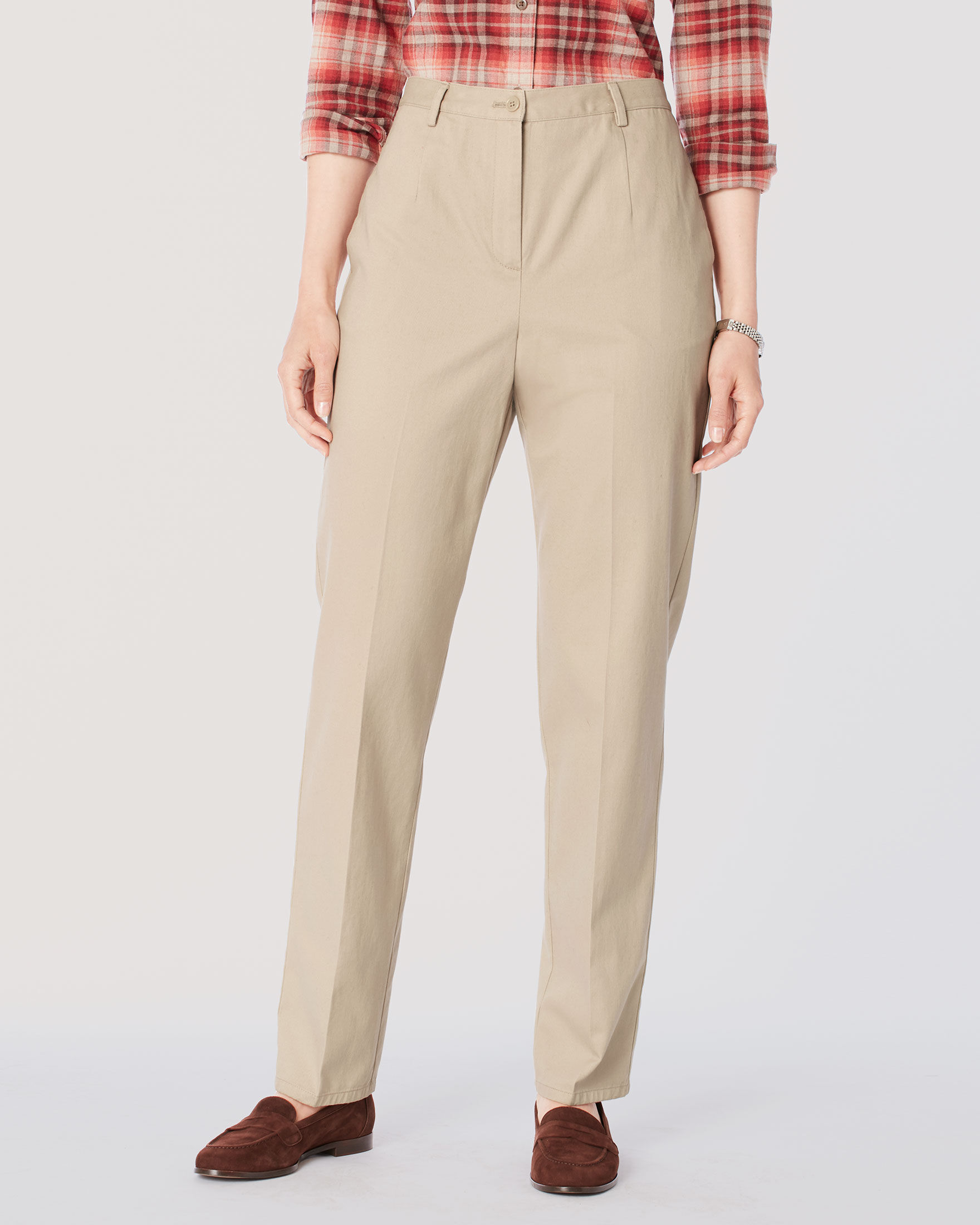WRINKLE-LESS EVERYDAY CHINOS ...