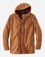 MEN'S BROTHERS HOODED TIMBER CRUISER, WHISKEY, large