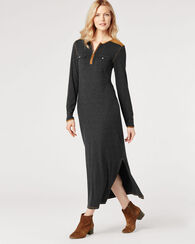 HAMILTON DRESS, BLACK, large