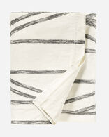 RIO CANYON COTTON DUVET COVER SET, IVORY/GREY MULTI, large
