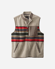 CAMP STRIPE VEST