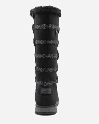 ADDITIONAL VIEW OF WOMEN'S ROCKCHUCK RANGE TALL BOOTS IN BLACK