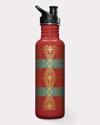 CANYONLANDS WATER BOTTLE, CORAL, large