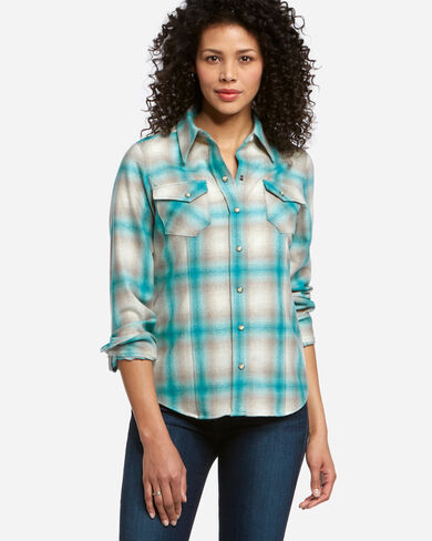 RANCH HAND PLAID SHIRT, , large