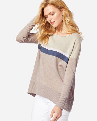WOMEN'S LONG SLEEVE MERINO PULLOVER