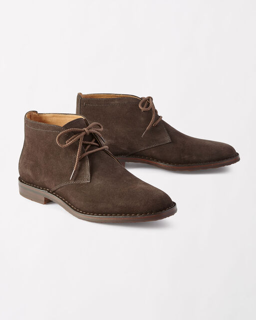 BRADY SUEDE CHUKKA BOOTS, , large