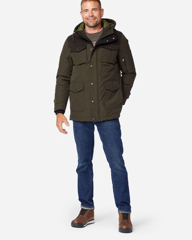 MEN'S ONTARIO DOWN PARKA IN OLIVE