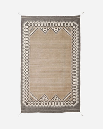 ADDITIONAL VIEW OF BORDER HIDALGO RUG IN GREY