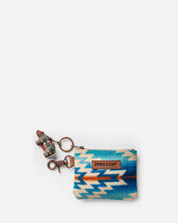 ID POUCH WITH KEYCHAIN