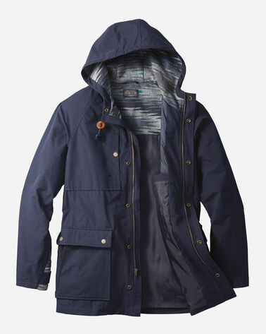 ADDITIONAL VIEW OF MEN'S MAGIC VALLEY PARKA IN NAVY