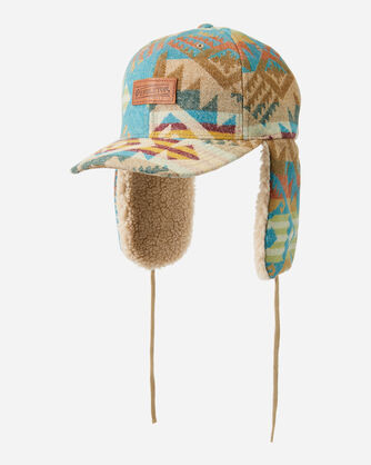 TIMBERLINE CAP IN JOURNEY WEST TURQUOISE