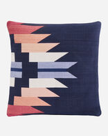 SUNSET CANYON SQUARE PILLOW, MULTI, large