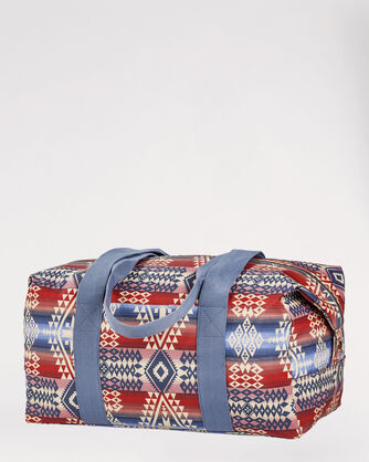 CANYONLANDS CANVAS WEEKENDER, RED/BLUE CANYONLANDS, large