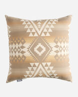 PENDLETON BY SUNBRELLA SQUARE PILLOW IN TAN/CREAM CANYONLANDS