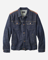 MEN'S SIERRA RIDGE DENIM RYDER JACKET IN DENIM